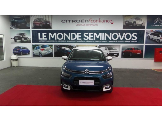 Citroën C4 Cactus Shine Pack 1.6 Turbo 16v Flex Automatico