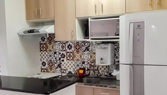 Apartamento Para Alugar, 50 M² Por R$ 1.400,00/mês - Gopoúva - Guarulhos/sp - Ap0147