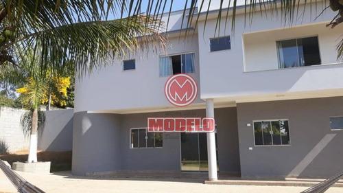 Chácara Com 3 Dormitórios À Venda, 1000 M² Por R$ 950.000,00 - Recreio Alvorada - Santa Bárbara D'oeste/sp - Ch0172