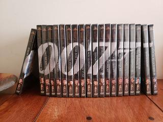 20 Dvds James Bond 007 - Ed. Definitiva - Coleccion Completa