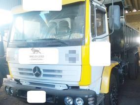 Mb 2423 6x4 - 05/05 - Truck Traçado, Caçamba Basculante