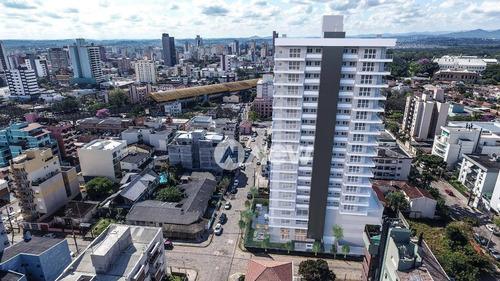 Apartamento À Venda, 281 M² Por R$ 1.485.013,00 - Morro Do Espelho - São Leopoldo/rs - Ap2765