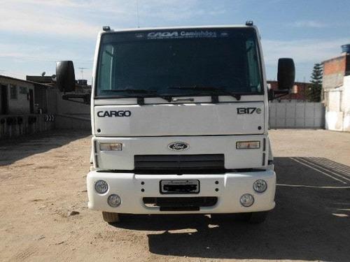 Locação De Caminhão Ford Cargo 1319/1317