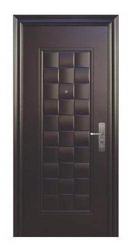 Puerta De Seguridad Xe Luxury Apertura Izq Acero 100% Ch