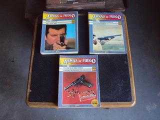 Retro Coleccion De Revistas Enciclopedia Armas De Fuego 1985