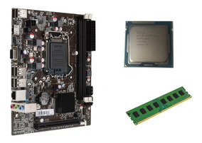 Kit Gamer Upgrade Placa Mãe + Core I7 3.9ghz + Ddr3 16gb