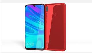 Huawei P Smart 2019 Vermelho