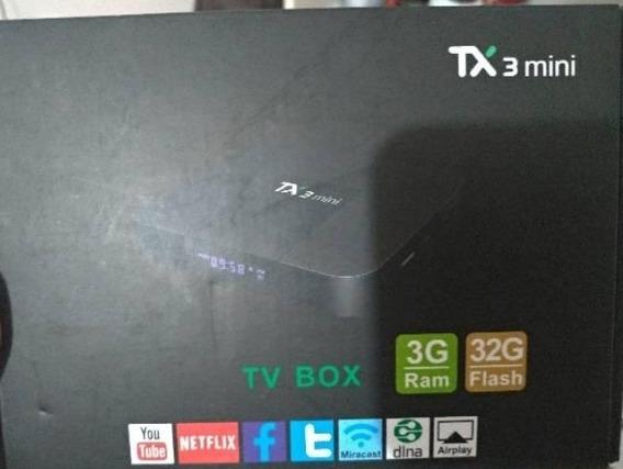 Tv Box Tanix 3gb/32gb