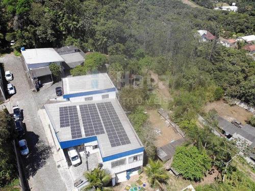 Pavilhão/galpão À Venda No Bairro Centro - Guabiruba/sc - 1523