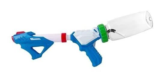Pistola Chorro Agua Con Cilindro De 575 Ml Juegos Acuáticos