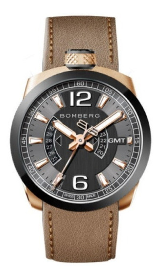 Reloj Bomberg Bolt-68 Suizo 45mm Bs406