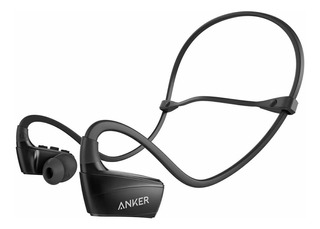 Auriculares Anker Soundbuds Sport Nb10 Bluetooth Ipx5 Water-resistant Bluetooth Headset Con Ajustable Neckband Sport Ear
