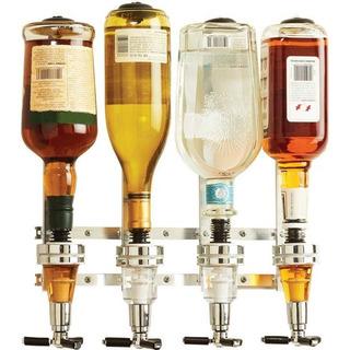 Wyndham House House Dispensador De Licores 4 Botellas