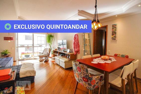 Apartamento No 6º Andar Com 2 Dormitórios E 2 Garagens - Id: 892949111 - 249111