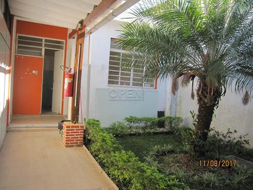 Imagem 1 de 6 de Casa Comercial Para Locação, Centro, Santo André - Ca0308. - Ca0308