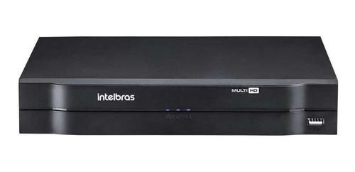 Imagem 1 de 1 de  Dvr Multi-hd Intelbras Mhdx 1104 C/hd 1tb 20 Mbps 04 Canais