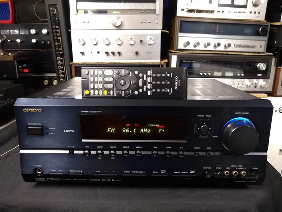 Receiver Onkyo Tx Sr604 Igual Marantz Pioneer Harman Yamaha