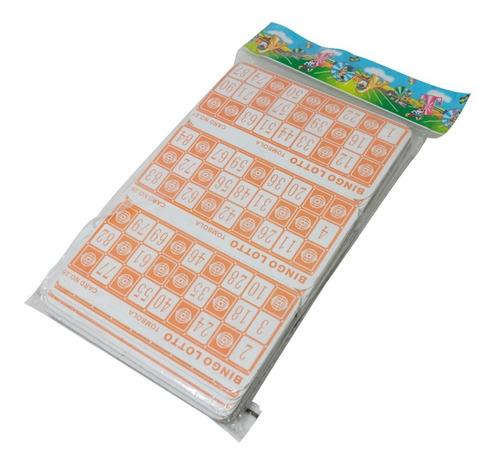Cartones De Loteria