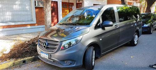 Mercedes-benz Vito 1.6 111 Cdi Furgon Mixto Aa 114cv 2018