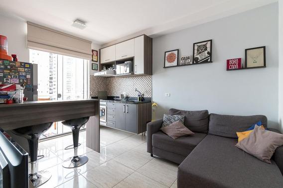 Apartamento Para Aluguel - Vila Augusta, 1 Quarto, 38 - 893013305