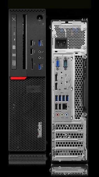 Computador Lenovo M900 I5 6 Geração Hd 500 8 Mega Memória