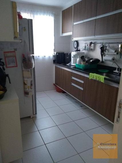 Apartamento Com 1 Dormitório À Venda, 40 M² Por R$ 125.000,00 - Jardim Califórnia - Jacareí/sp - Ap1147