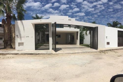 Casa En Real Montejo, Mérida