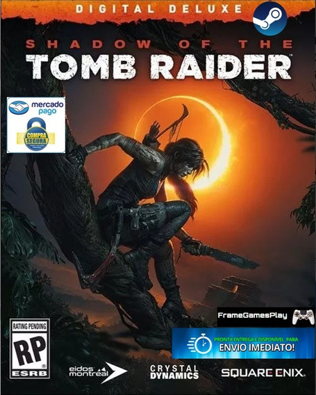 Shadow Of The Tomb Raider Deluxe Edition | Pc Steam Offline