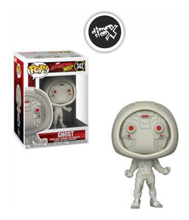 Funko Pop Ghost 342 Marvel Ant Man And The Wasp Oferta