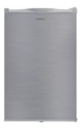 Imagen 1 de 6 de Heladera minibar Patrick HPK90 metal 90L 220V - 240V