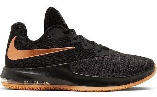 Zapatillas Nike Air Max Infuriate Lll Low Basquet Aj5898-009