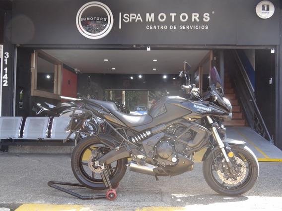 Kawasaki Versys 650 -2012 Negra