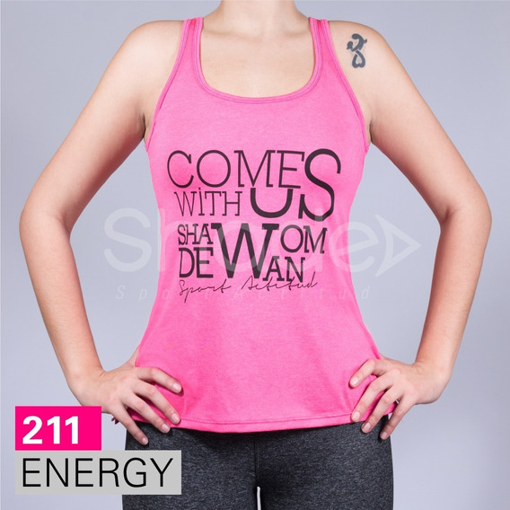 Musculosa Lycra Mujer 211 Energy Shade