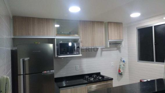 Apartamento Com 2 Dorms, Jardim Ansalca, Guarulhos - R$ 215.000,00, 40m² - Codigo: 3098 - V3098