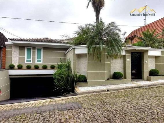 Casa Com 4 Dormitórios À Venda - Horto Florestal - São Paulo/sp - Ca0023