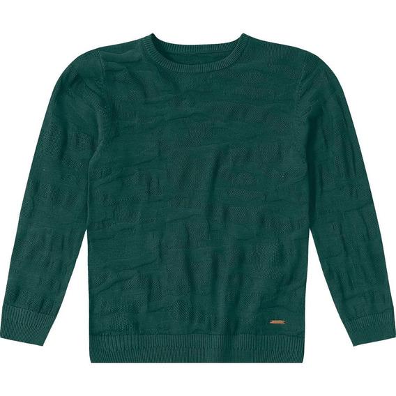 Suéter Tigor T. Tigre (verde) - Cor Verde