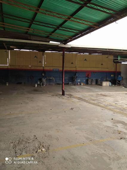 Galpón Av Las Pilas Pueblo Nuevo