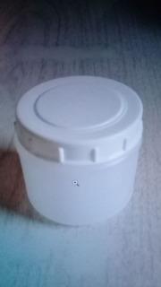 20 Envase Frasco Pote Plástico Con Tapa De 200cc Ramos Mejia