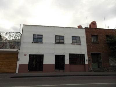 Casa Para Oficinas En Renta En Col. Francisco Murguía