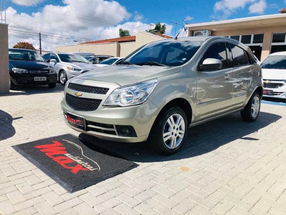 Chevrolet Agile Hatch Ltz 1.4 8v (flex) 4p