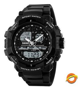 Reloj Analogico Digital Skmei Deportivo Cronometro Sport