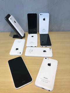 iPhone 5c 8gb Branco Apple Usado Com Garantia De 3 Meses