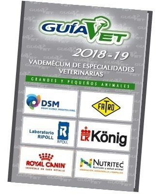 Guia Vet 2018-2019 - Vademécum Veterinario Del Uruguay