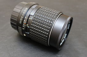 Lente Pentax 135mm - F3,5 - Original Japan