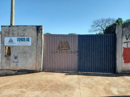 Imagem 1 de 1 de Terreno À Venda No Bairro Jardim América (vila Xavier) - Araraquara/sp - 1059