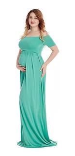 Vestido Maternidad Embarazada Embarazo
