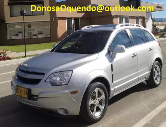 Chevrolet Captiva 3.6 Refull Equipo 2010