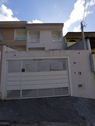 Sobrado Com 3 Dormitórios, 215 M² - Venda  Ou Aluguel - Santa Terezinha - São Bernardo Do Campo/sp - So19396