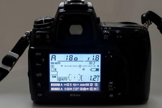 Nikon D700 - A Melhor Full-frame Em Custo Benefício Do Mundo