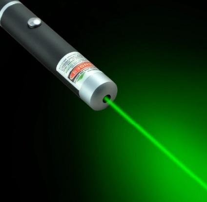 Caneta Laser 5mw Verde Alta Potência